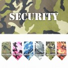Security Screen Print Bandana | PrestigeProductsEast.com