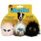 Silly Squeakers® iBalls™ - 3-Pack | PrestigeProductsEast.com