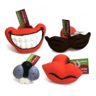 Silly Faces Dog Toys