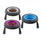 Single Elevated Pet Bowl by Dexas | PrestigeProductsEast.com