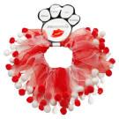 Candy Cane Fuzzy Wuzzy Smoocher | PrestigeProductsEast.com