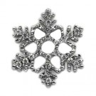 Snow Flake Slider Charm | PrestigeProductsEast.com