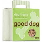 Sojos Good Dog Apple Dumpling Flavor Dog Treats, 8-oz box | PrestigeProductsEast.com