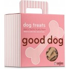 Sojos Good Dog Peanut Butter & Jelly Flavor Dog Treats, 8-oz box | PrestigeProductsEast.com