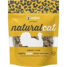 Sojos Natural Cat Turkey Liver Freeze-Dried Raw Cat Treats | PrestigeProductsEast.com