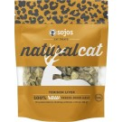 Sojos Natural Cat Venison Liver Freeze-Dried Raw Cat Treats | PrestigeProductsEast.com