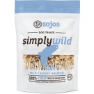 Sojos Simply Wild Salmon Freeze-Dried Dog Treats | PrestigeProductsEast.com