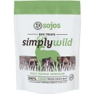 Sojos Simply Wild Venison Freeze-Dried Dog Treats | PrestigeProductsEast.com