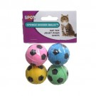Sponge Soccer Balls for Cats | PrestigeProductsEast.com