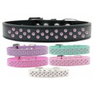 Sprinkles Dog Collar Light Pink Crystals | PrestigeProductsEast.com
