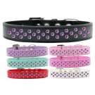 Sprinkles Dog Collar Purple Crystals | PrestigeProductsEast.com