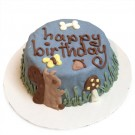 Woodland Squirrel Cake Designer Series