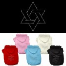Star of David Rhinestone Hoodie | PrestigeProductsEast.com