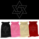 Star of David Rhinestone Knit Pet Sweater | PrestigeProductsEast.com