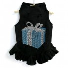 Studded Jewelry Box Flounce Dress | USA Pet Apparel | PrestigeProductsEast.com