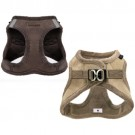 Plush Step In Harness - Suede | PrestigeProductsEast.com