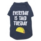 Taco Tuesday Pet T-Shirt | PrestigeProductsEast.com