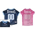 Tennessee Titans Pet Jersey | PrestigeProductsEast.com