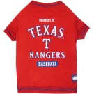 Texas Rangers Baseball Pet Shirt | PrestigeProductsEast.com