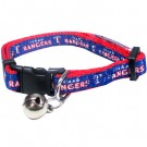 Texas Rangers Cat Collar | PrestigeProductsEast.com