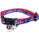 Texas Rangers Cat Collar | PrestigeProductsEast.com