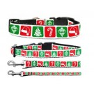 Timeless Christmas Nylon Ribbon Collars | PrestigeProductsEast.com