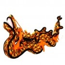 Tuffy® Dragon Orange | PrestigeProductsEast.com
