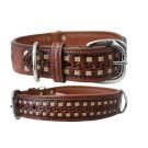 Tulsa Leather Dog Collar | PrestigeProductsEast.com