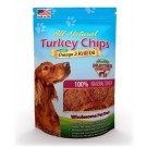 Turkey Chips with Omega 3 Krill Oil - All Natural Made in USA | PrestigeProductsEast.com
