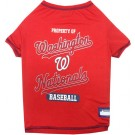 Washington Nationals Baseball Pet Shirt | PrestigeProductsEast.com
