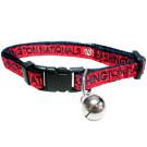 Washington Nationals Cat Collar | PrestigeProductsEast.com