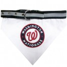 Washington Nationals Dog Bandana Collar | PrestigeProductsEast.com