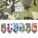 Wedding Crasher Screen Print Bandana | PrestigeProductsEast.com