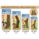 Smoked Cheese Flavored Antler Wood Dog Chew Toys | PrestigeProductsEast.com