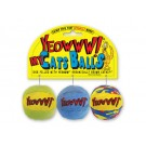 Yeowww! Catnip Balls - 3 pack (Case of 12)