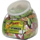 Yeowww! School of 51 Stinkies Fish Bowl