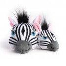 fabdog Zebra faball Squeaky Dog Toy | PrestigeProductsEast.com