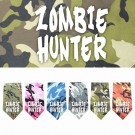 Zombie Hunter Screen Print Bandana | PrestigeProductsEast.com